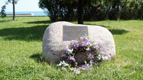 Currently, the only memorial is a single historical marker near 29th Street along the lakefront where the first victim, a black teenager, named Eugene Williams, was killed when a white man hit him on the head with a rock. The plaque was paid for by students at York High School in suburban Elmhurst in 2009.