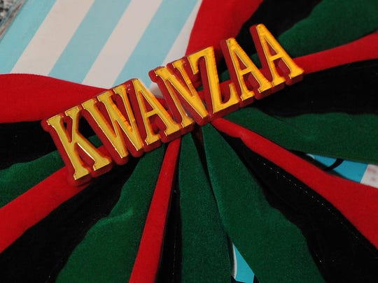 Kwanzaa begins this year on Dec. 26.