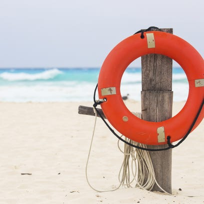 Watch: How to survive a rip current