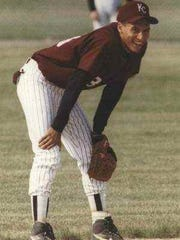 Derek Jeter was the starting shortstop for Kalamazoo Central High School in Michigan, and had a .557 batting average as a junior.