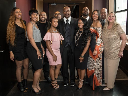 "The Gibson family attends ""The Summer King"" opera premiere,"