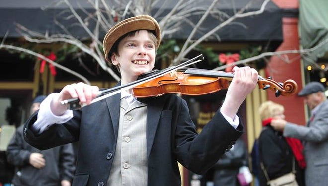 Downtown Franklin's 31st annual Dickens of a Christmas is Dec. 12-13.