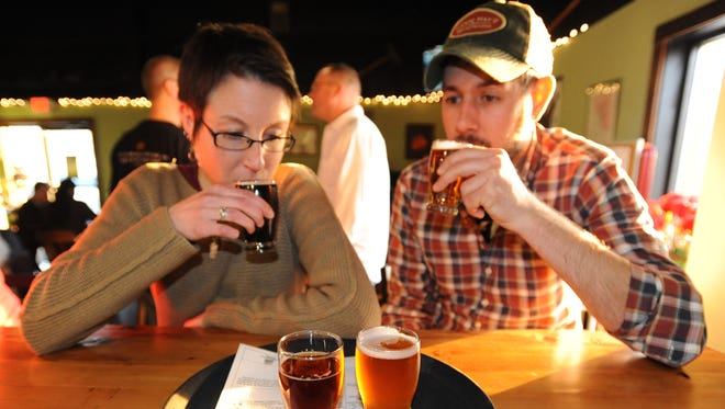 Guests will be able to play outdoor games and take home new brews from Mispillion River Brewing on Saturday's event.