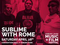 Sublime with Rome Ticket Discount