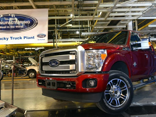 plant that builds the ford super duty pickup photo ford motor co. Cars Review. Best American Auto & Cars Review
