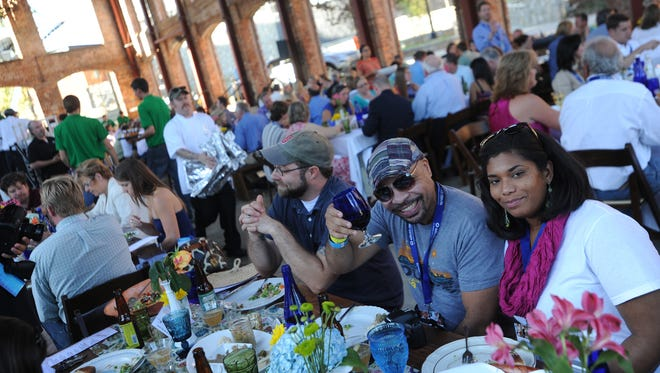 The Sunday Supper is back at Euphoria this year, along with an array of other dining, listening and drinking treats.