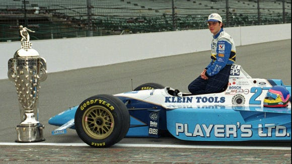 Jacques Villeneuve won the 1995 Indianapolis 500 in only his second attempt.