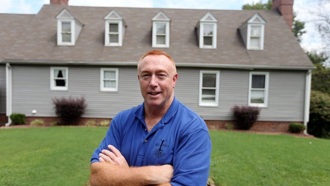 Derek Faulkner is director of Renewed Life Ministries Outreach, a residential treatment program for men who struggle with addictions. Right now the facility is in Woodbury, but plans are to move to Murfreesboro and add a women's program, too.