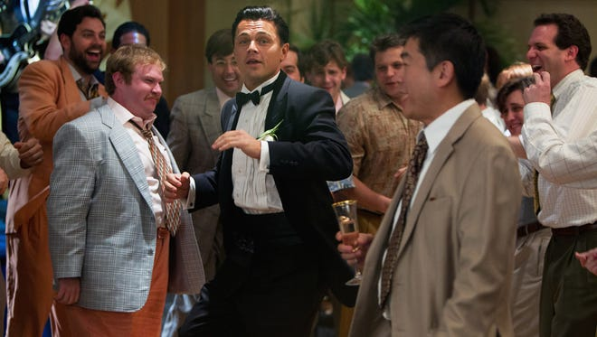 """Props from """"The Wolf of Wall Street"""" such as Louis Vitton and Chanel items sold for hundreds of dollars, while a simple plastic pen used in the movie was auctioned off for $50."""