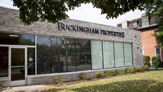 Buckingham Properties CEO Larry Glazer and his wife, Jane, were killed Friday when their plane crashed outside of Jamaica.