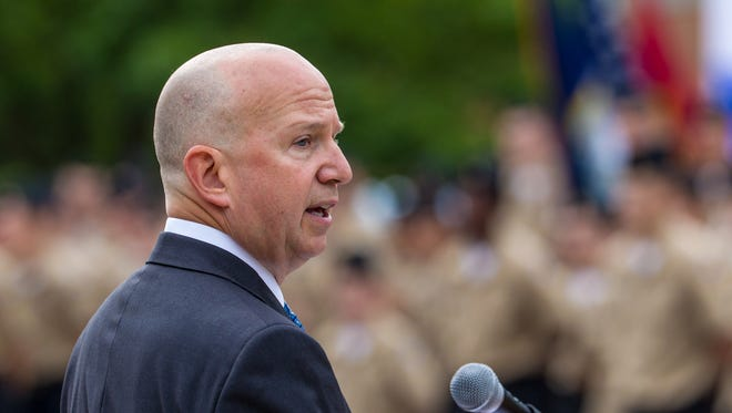Sixty-four percent of likely Delaware voters approve of Gov. Jack Markell's job performance, according to a Rasmussen poll.