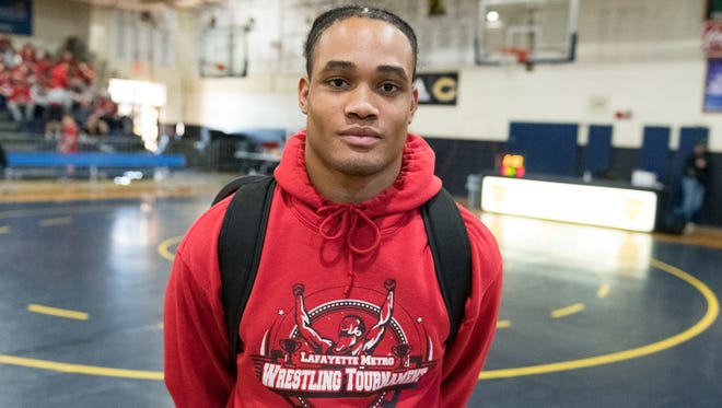 Carencro's Taylor Clay may have suffered his first loss of the season this past weekend, but it was a tight 5-4 decision to Division I Brother Martin's Mason Massicott to earn an impressive second-place finish at the Louisiana Classic event in Geismar.
