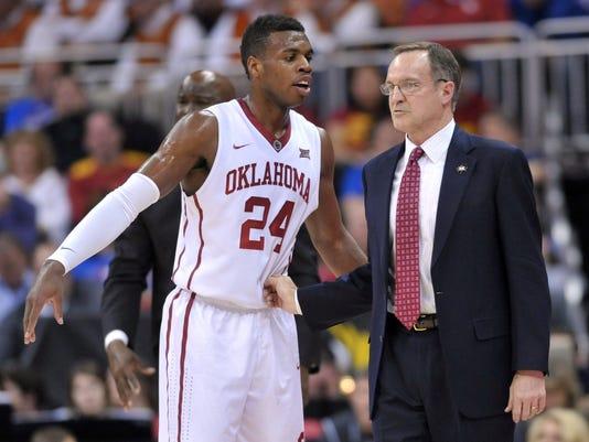 NCAA Basketball: Big 12 Championship-Oklahoma State vs Oklahoma