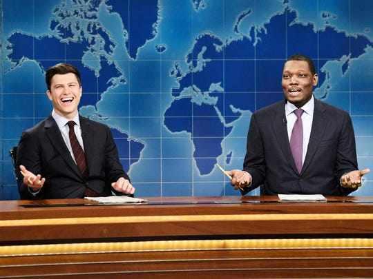 'SNL': 'Like a bad episode of 'Maury'' and other impeachment trial jokes from 'Weekend Update'