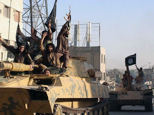 U.S. woman being held hostage by Islamic State