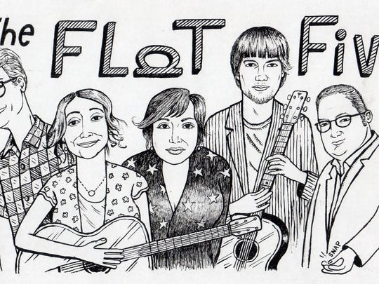 The Flat Five is known for performing a vast array