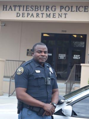 Hattiesburg police officer David Wynn II