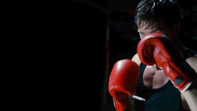 "Nathan Ross Murphy is a homeless boxer taking a last shot at redemption in ""Muddy Water."""