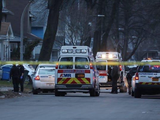 Seward Street homicide