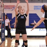 Sophomore setter Katie Musser is expected to anchor Faulkner's volleyball offense this season.