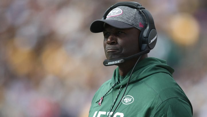 NFL hot seat rankings: Will Monday night disaster cost Jets' Todd Bowles?