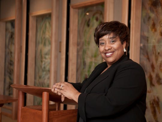 Doris Whitaker is head chaplain at the University of