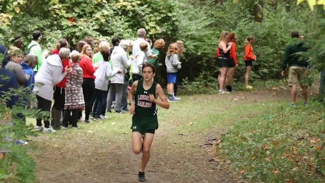 Brenden Heitzig's time of 16:28 was just five seconds behind the first placed finisher from Riverton.