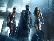 Review: 'Justice League' can't loosen its stiff armor