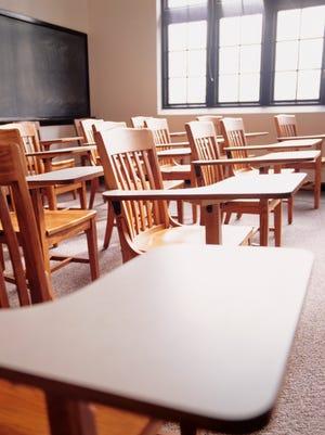 Utica Community Schools is laying off 35 teachers.