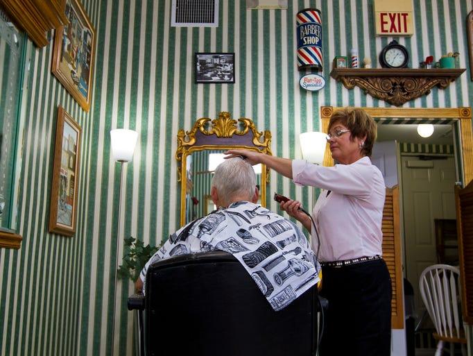 Barber Shop Fort Myers Beach Florida