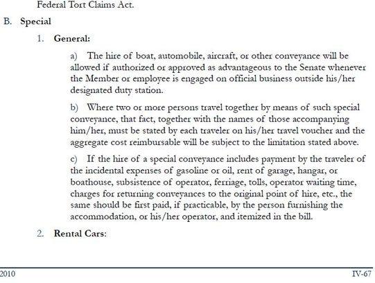The U.S. Senate Handbook