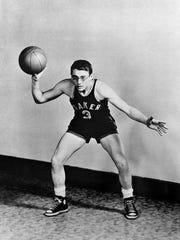 james dean basketball