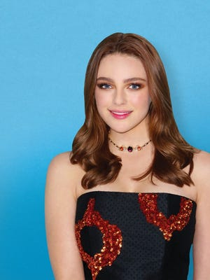 Danielle Rose Russell was born in Pequannock and raised in West Milford.