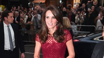 Duchess Kate hit all the right notes at '42nd Street' show