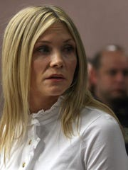 Superior Court Judge Robert Reed on Friday refused to change the sentence he handed down to actress Amy Locane for killing a woman in a 2010 drunk driving crash.