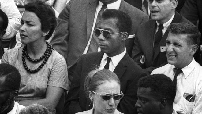 """An unfinished work by James Baldwin is the basis for the documentary """"I Am Not Your Negro."""" Samuel L. Jackson narrates."""