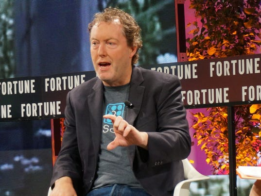 US-IT-FORTUNE-BRAINSTORM-TECH-MIKE CAGNEY