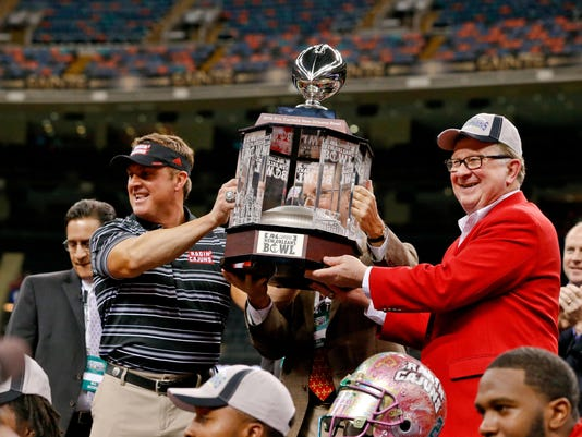 NCAA Football: New Orleans Bowl-Nevada vs UL Lafayette