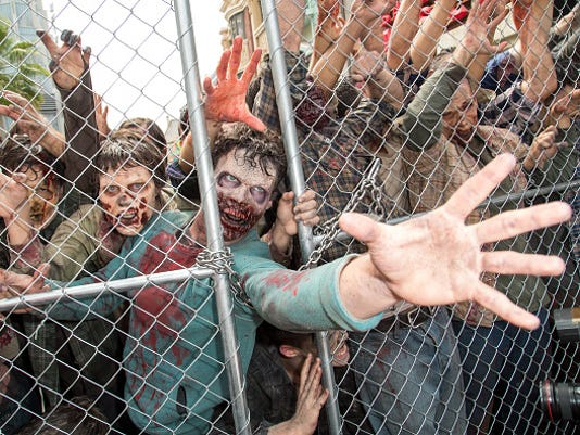 8 reasons why we wouldn't survive a zombie apocalypse