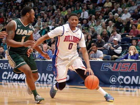 NCAA Basketball: Conference USA Tournament- UAB vs LaTech
