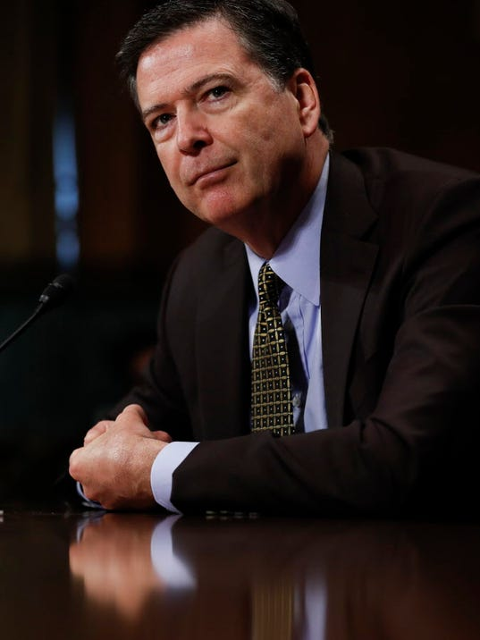 James Comey got himself fired from the FBI