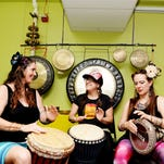 Asheville festival spotlights powerful female percussionists