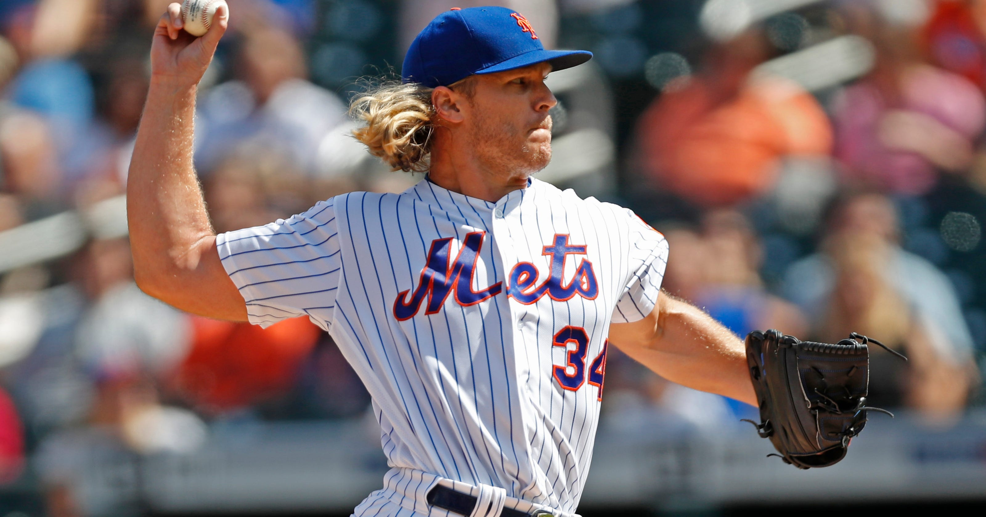 Syndergaard: 'Unfortunate' that talks with Mets made public