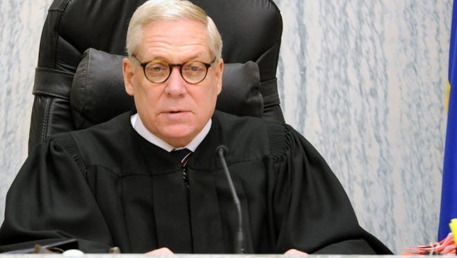Washoe District Court Judge Brent Adams issued a new sentence in the case of a Reno, Nev., man who pleaded guilty to sex acts with a 6-year-old girl, a relative, one week after Adams sentenced the man to life in prison with the possibility of parole after 10 years.