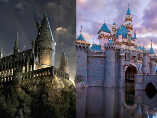 Universal Studios vs. Disneyland