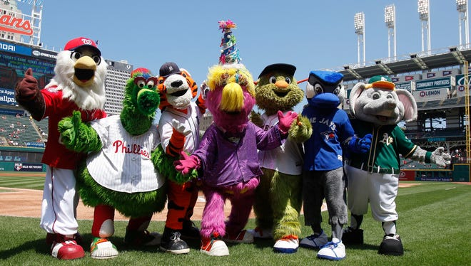 Check out all the great mascots here. Is our No. 1 mascot in this group? Check the gallery below and find out.