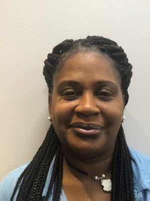 Brockton resident Marie Keisha Daille, who works as a home care aide for Hebrew SeniorLife, was recognized for going above and beyond during the COVID-19 pandemic.