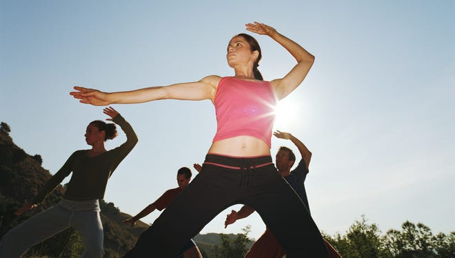 Join a free Tai Chi class in Irondequoit on July 30 and Aug. 6.
