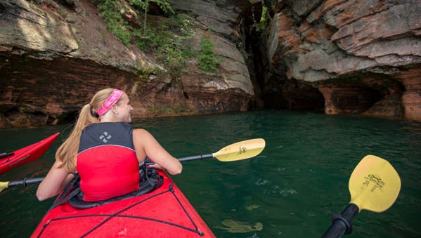 Explore the Apostle Islands
