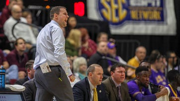 Tigers beat up inside again, fall to Georgia for 3rd straight SEC home loss